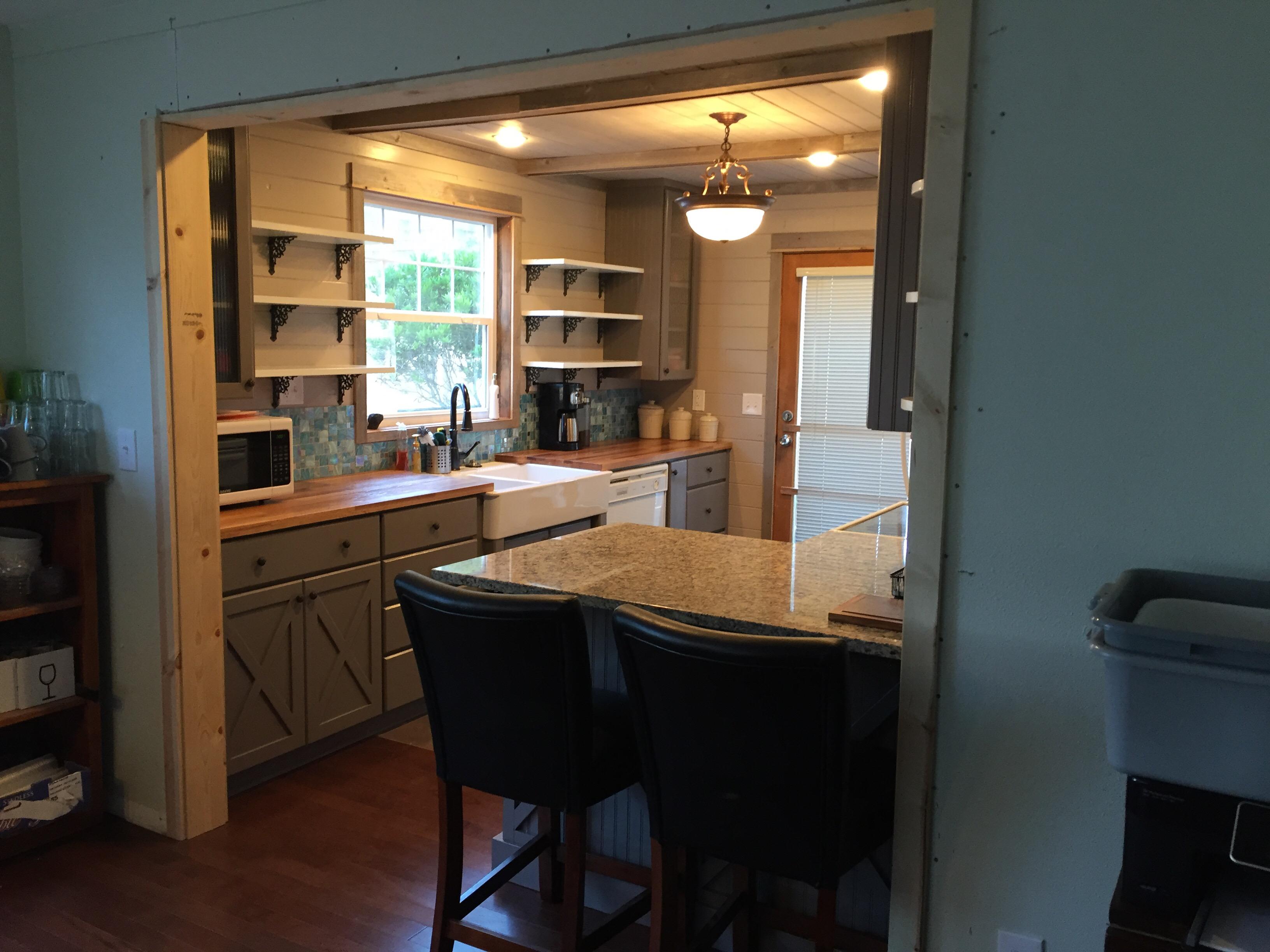10k Kitchen Remodel I Started A Parent Site Greengate